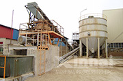 Место работы по обогащению свинцово-цинковых руд в Иране