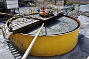 Обогатительная фабрика медного проекта в Чили