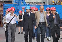 Руководители и специальности собрания по каолину посетят Синьхай