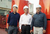 Иностранные клиенты посетят завод Синьхая