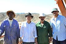 Техники руководят проект Судана на месте