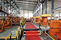 Copper Lead and Zinc Ore Bulk Flotation Project