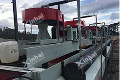 Copper Reverse Flotation Project