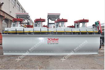 Флотационная машинамедных руд