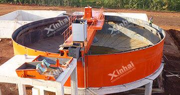 ЗИФ с производительностью 1 200т/сут в Танзании