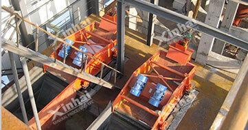 Проект обогатительной фабрики графитовой руды 800t/d во Вьетнаме