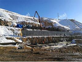 Проект флотационного обогащения золота в Иране 300 тонны в день