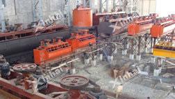 Armenia 1500tpd gold flotation project