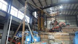 Монголия 150t/d Проект гравитационного обогащения золота