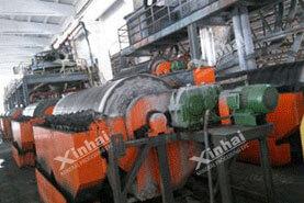 Проект магнитной обогащения марганцевых руд 1000т/д  в провинции Фуцзянь32