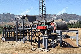 Проект магнитной обогащения марганцевых руд 1000т/д  в провинции Фуцзянь33