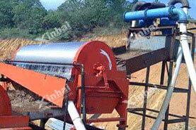 Проект магнитной обогащения железных руд 1300t / d в Китае13