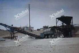 Проект магнитной обогащения железных руд 900t/d в провинции Ляонин24