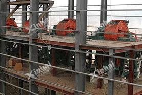 Проект магнитной обогащения марганцевых руд 1000т/д  в провинции Фуцзянь31