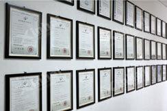 Национальные патенты на изобретение