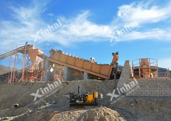 Проект по обогащению золота под ключ с производительностью 500т/сут в Судане