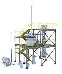 Оборудование для цианирования золота