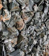 Lead-zinc tailings