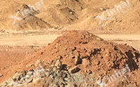 gold tailings