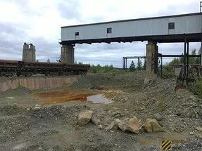 Строительство и управление хвостохранилищем