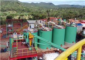 переработки золотых руд CIL