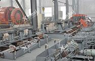 Технология обогащения железной руды
