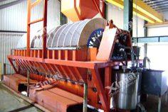 Флотационное обогащение руд фосфатных