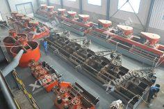 Обогащение и переработка молибденовых руд