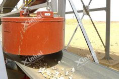 обогащения гематитовых руд