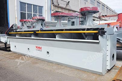 Флотационная машина серии JJF