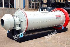 Энергосберегающая переливная шаровая мельница мокрого помола