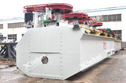 Пневмомеханическая флотационная машина серии KYF