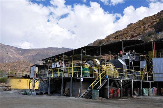 проект по строительства обогатительной фабрики