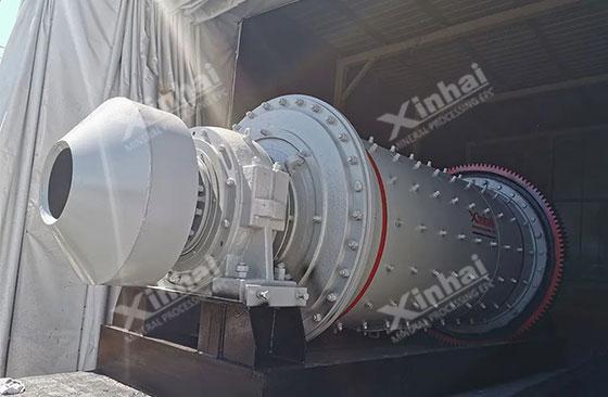 Проект  строительства обогатительной фабрики по флюорите 300t/d в Монголии