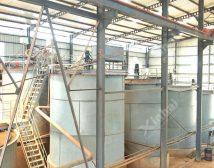 Проект строительства золотой обогатительной фабрики 150t/d в Танзании