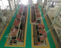 Проект строительства медной обогатительной фабрики 1500t/d в Пакистане
