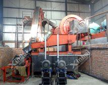 Проект строительства вольфрамовой обогатительной фабрики 150t/d в Монголии