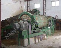 Проект строительства обогатительной фабрики по флюорите 700t/d в автономном районе внутренной монголии