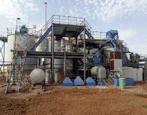 Проект строительства золотой обогатительной фабрики 1200t/d в Султане
